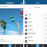 Instagram view count