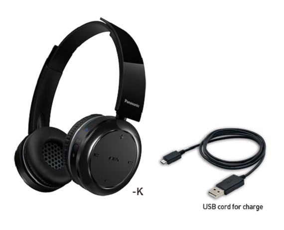 Panasonic BTD5 headphone
