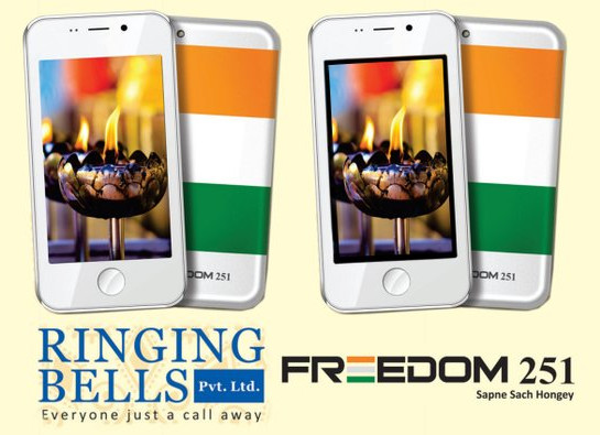 Over 60 million Freedom 251 registrations in 2 days, Company denies 'Scam' again and answers FAQ's