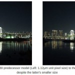 Sony IMX 230 vs IMX318 night