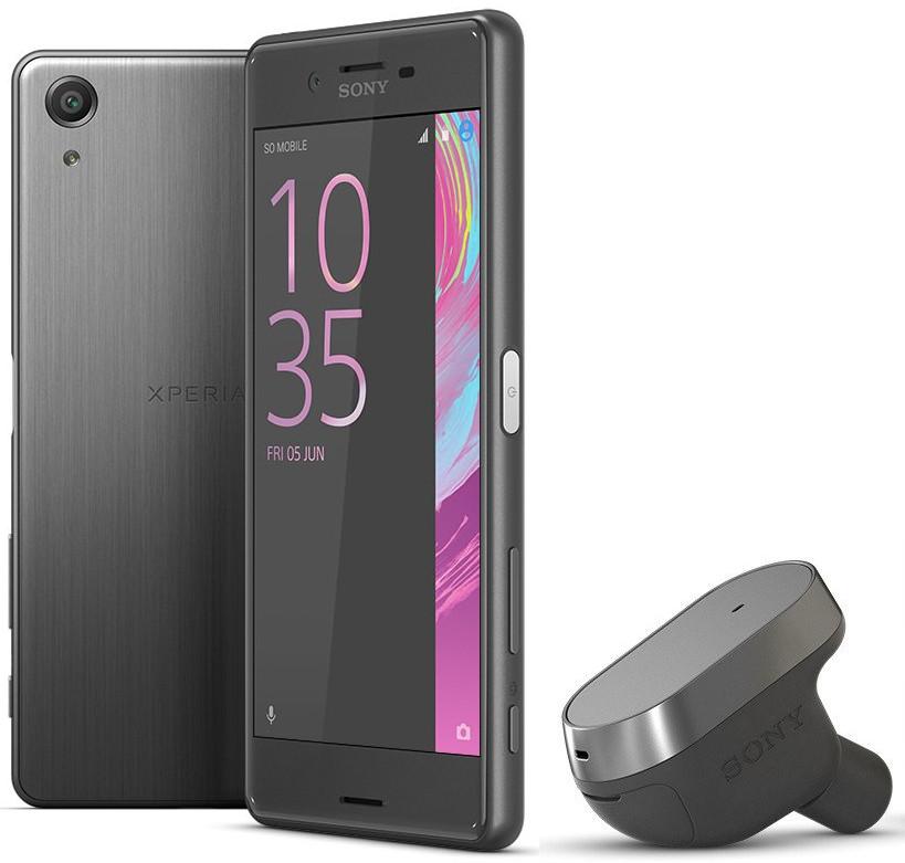 Sony Xperia PP10 and Smart Ear leak