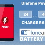 Ulefone Power FA One Charge Rating