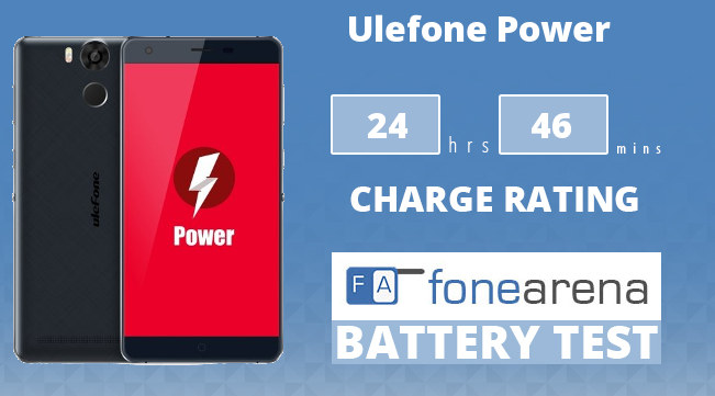 Ulefone Power Battery Life Test