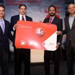 Vodafone 4G launch Delhi