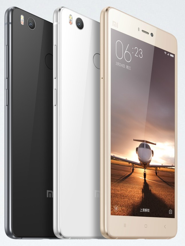 xiaomi mi 4s with 5 inch 1080p display snapdragon 808 3gb ram