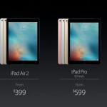 Apple iPad mini and iPad Air 2 price cut