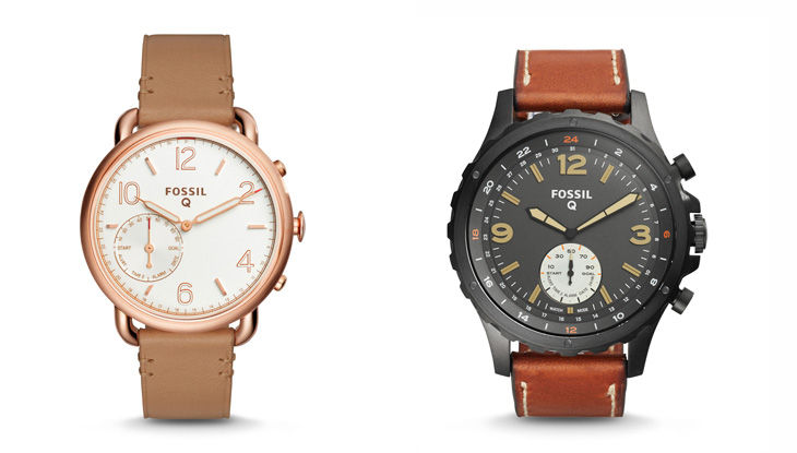 Fossil launches Q Marshal and Q Wander Android Wear ...