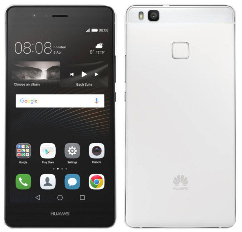 Huawei P9 Lite leak