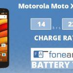 Motorola Moto X Force FA One Charge Rating