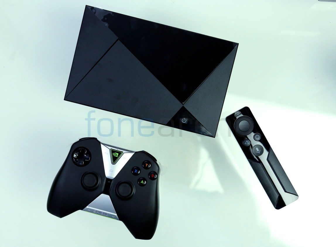NVIDIA SHIELD Android TV Unboxing