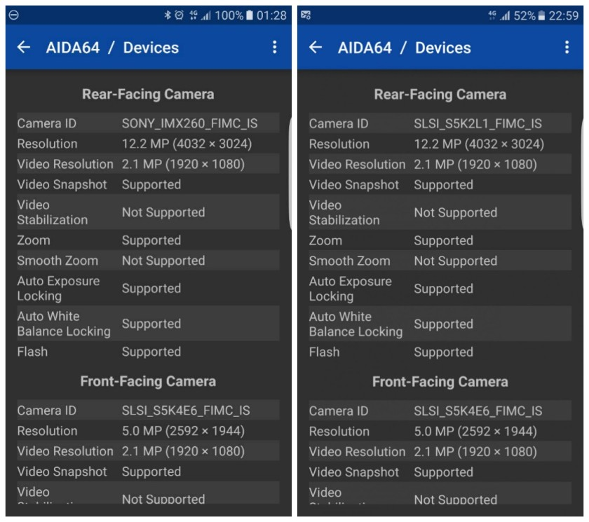 Samsung is using both ISOCELL and Sony sensors on Galaxy ...