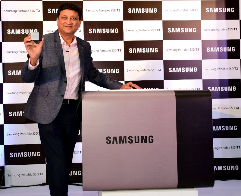 Samsung T3 India launch
