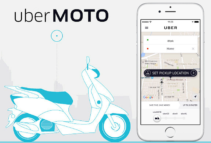 Karnataka Government calls Uber and Ola Bike Taxis illegal