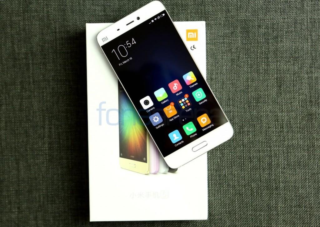 Xiaomi Mi 5 Unboxing