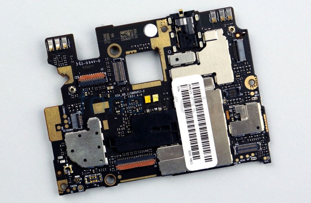 Xiaomi redmi note 3 qualcomm