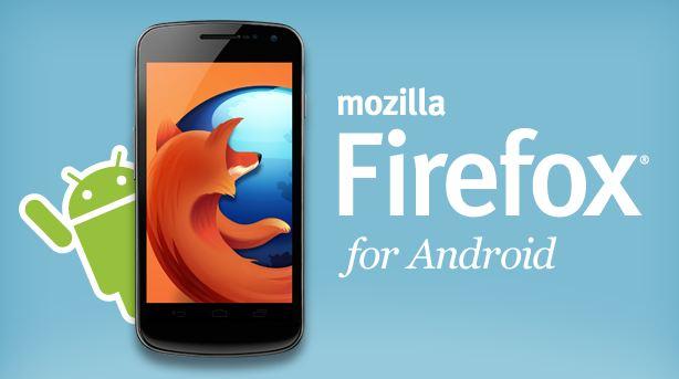 Mozilla для android скачать