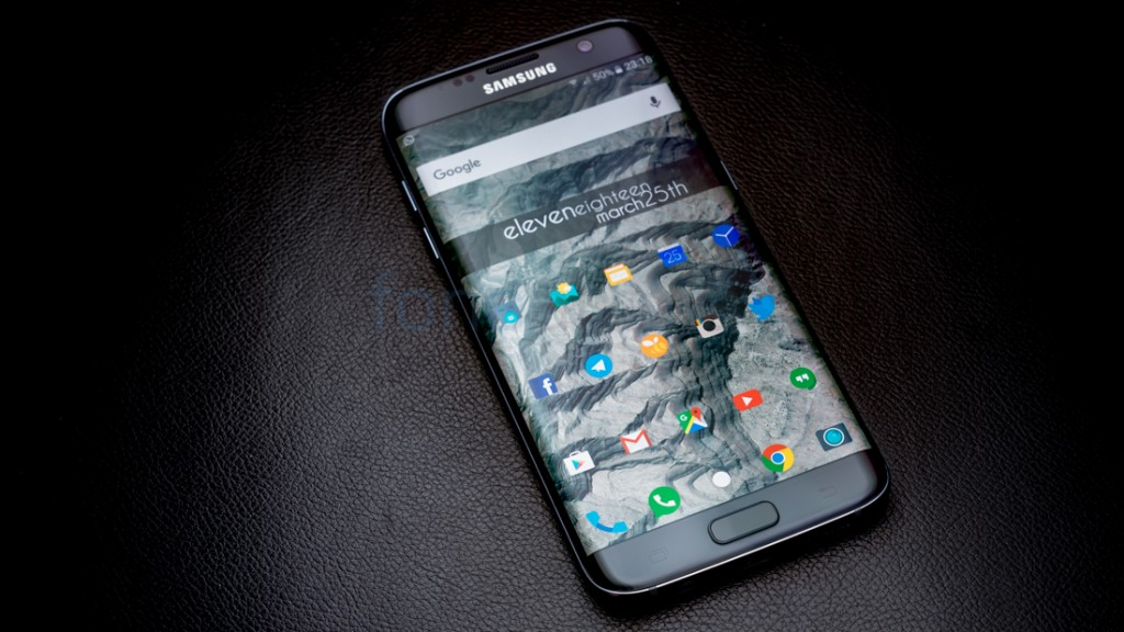 Samsung Galaxy S7, Galaxy S7 edge start receiving Android 7 0 Nougat