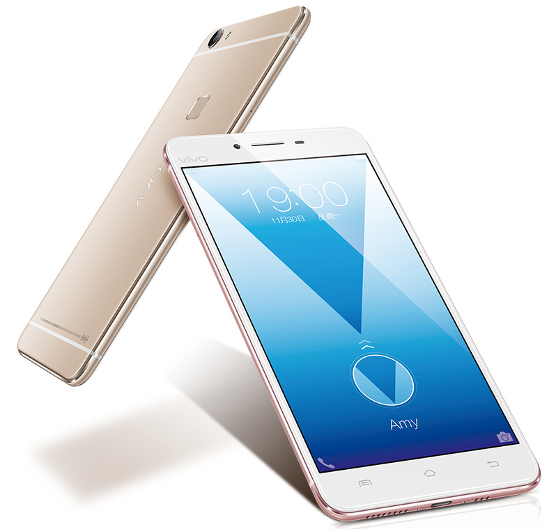 vivo X6S and X6S Plus with 4 GB RAM Announced