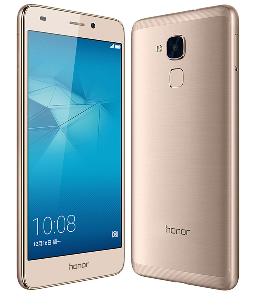 Huawei Honor 5C With 52 Inch 1080p Display Fingerprint
