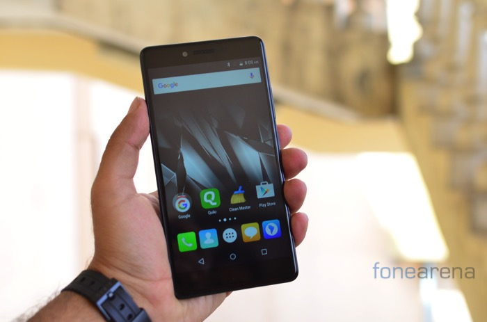 Micromax Canvas 6 Pro Hands On and Photo Gallery