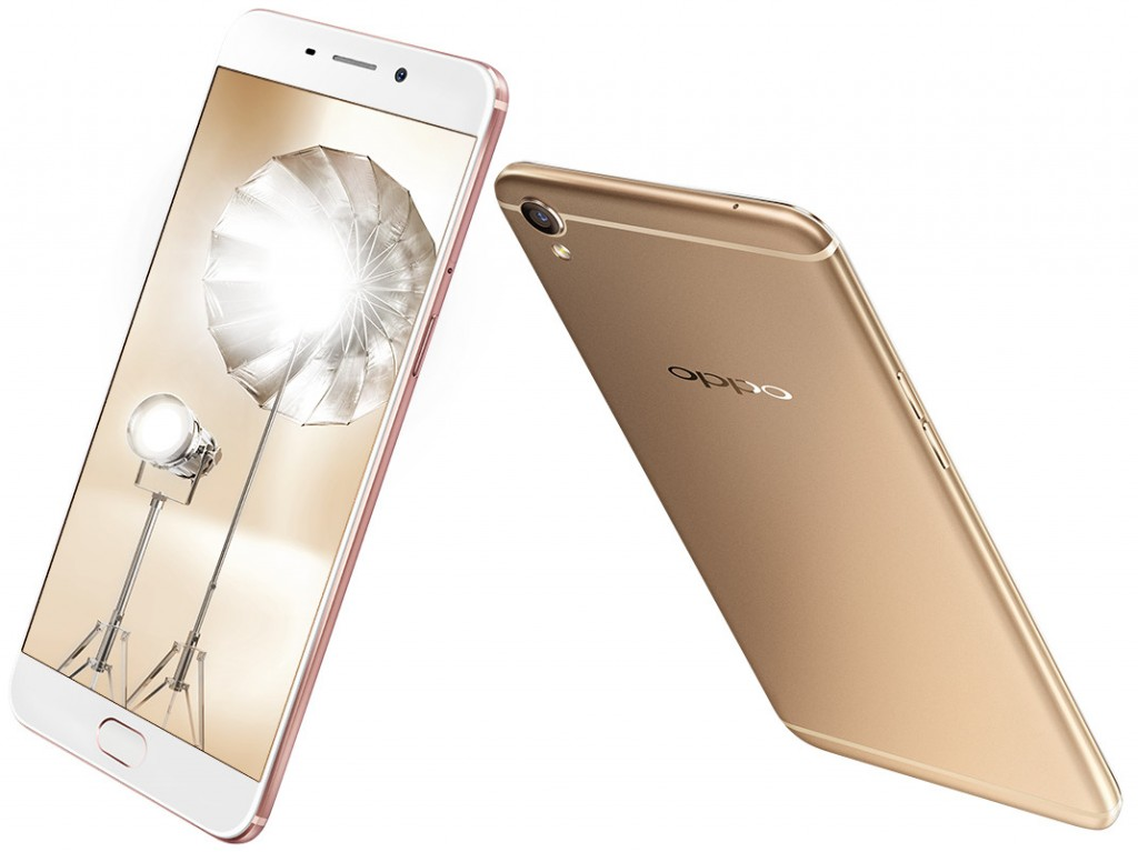 Oppo F1 Plus Launched Android Auto Now In India