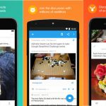 Reddit for iPhone and Android