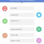 Samsung Galaxy C5 AnTuTu leak