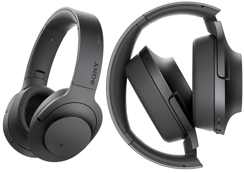 Sony h.ear on wireless Noise Cancelling headphones ...