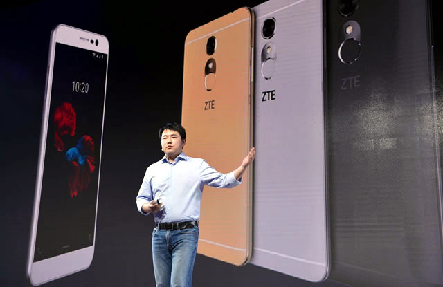 zte blade x max dimensions likely the