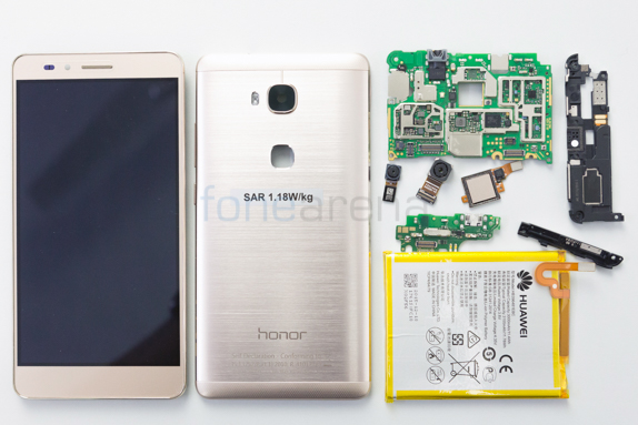 Huawei Honor 5X Teardown