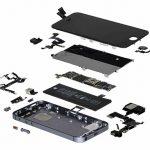 iPhone SE IHS teardown