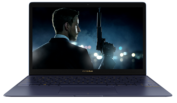 ASUS ZenBook 3_UX390_Intel Core i7 processor and 1TB SSD