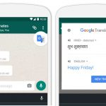 Google Translate Android Tap to Translate