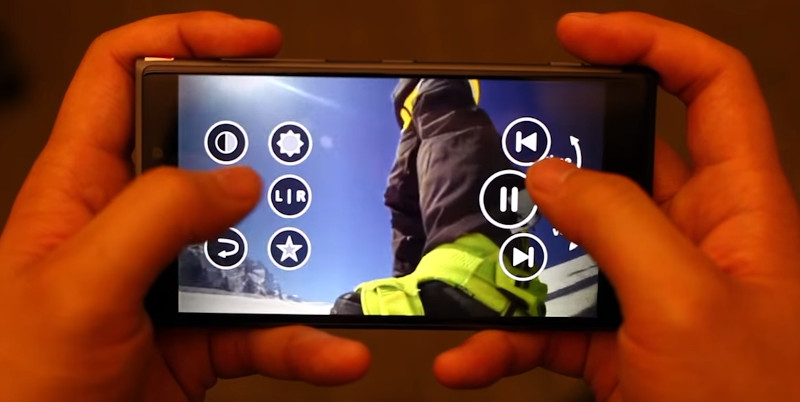 Microsoft demos pre-touch sensing smartphone technology