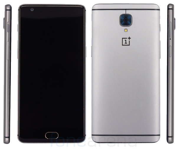 OnePlus 3 gets certified in China, specifications and ...