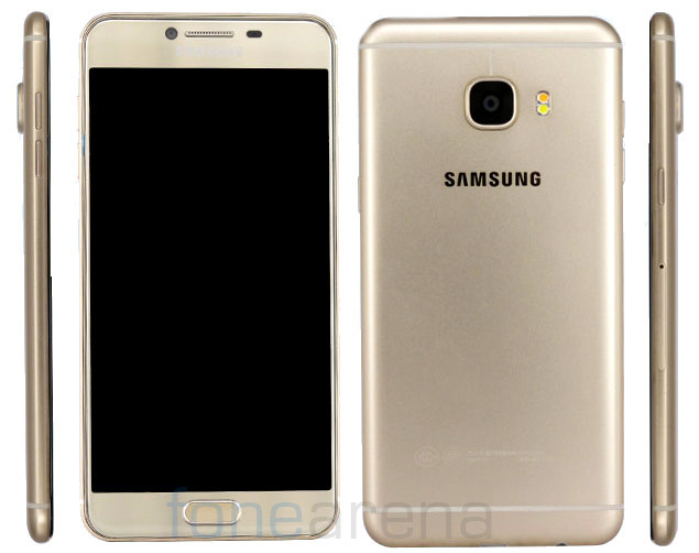 Samsung Galaxy C5 with 5.2-inch 1080p display, 4GB RAM ...
