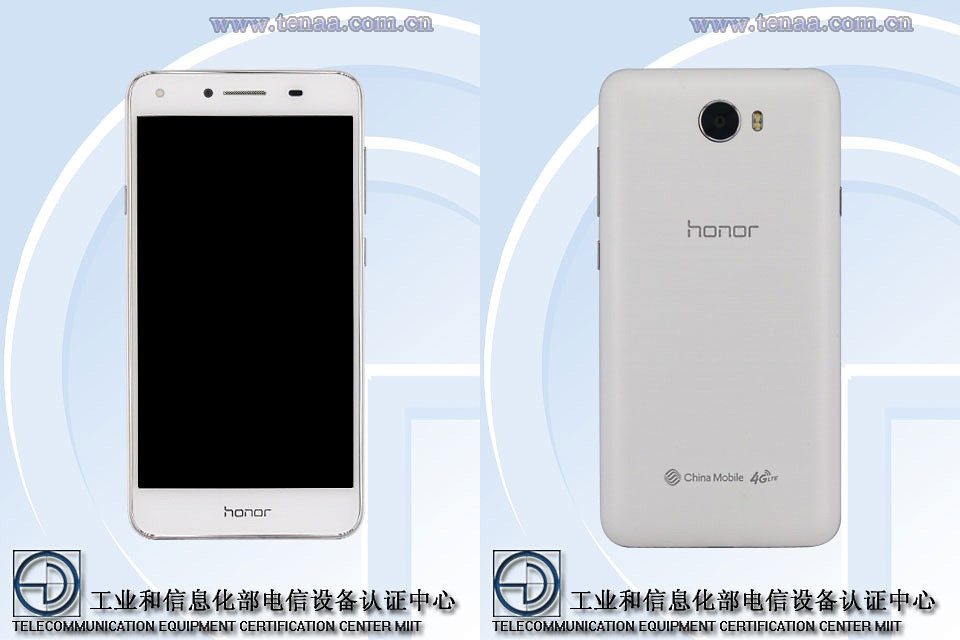 Huawei Honor 5A and Honor 5A Plus get certified in China