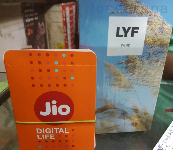 Now buy a Reliance Lyf handset and get a free Jio SIM card with 3 months unlimited 4G data without an invite
