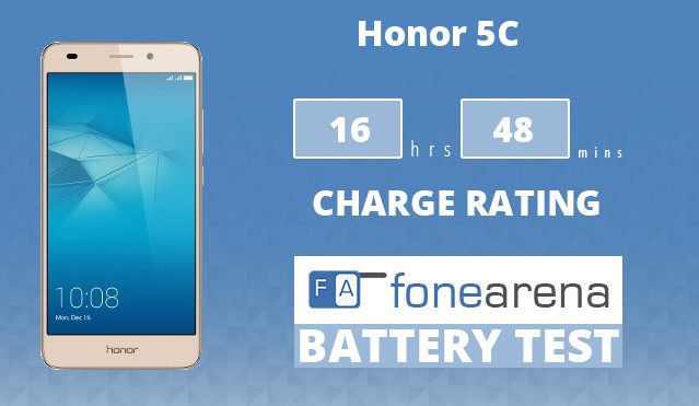 Honor 5C Battery Life Test
