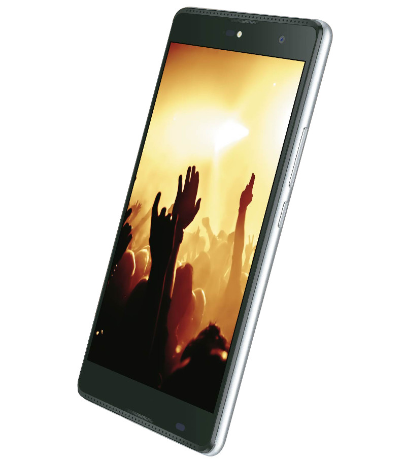 Micromax Canvas Fire 5 With 5.5-inch HD Display, Android 6