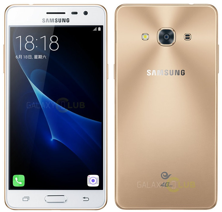 Samsung Galaxy J3 Pro (SM-J3119) has surfaced in press shots. The phone  will head to China Telecom and is expected to pack a 5-inch 1080p AMOLED  screen, ...