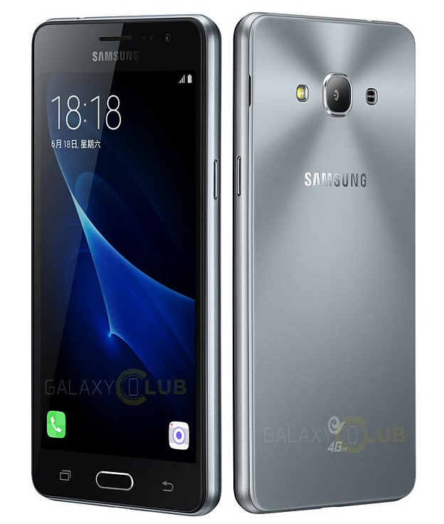 Samsung Galaxy J3 Pro leak