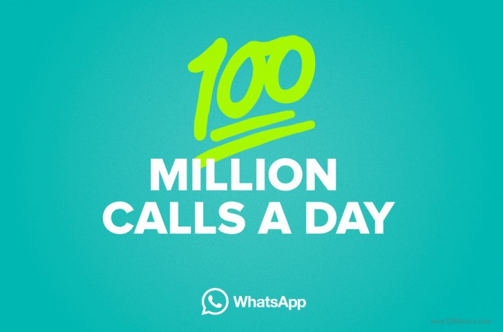 Whatsapp 100 millio