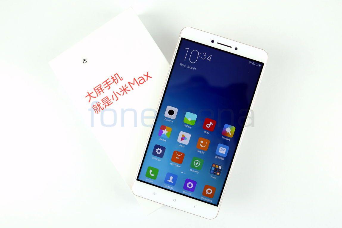 Xiaomi Mi Max Unboxing