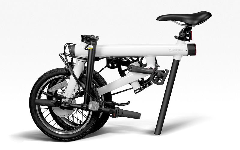 Xiaomi Qicycle Electric Folding Bike Announced