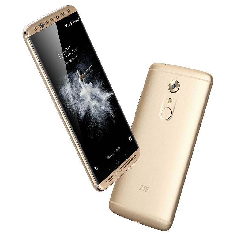 order zte axon 7 europe has been designed