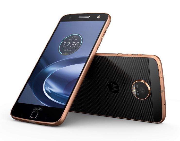 Motorola Moto Z Force with 5.5-inch QHD Shatterproof ...
