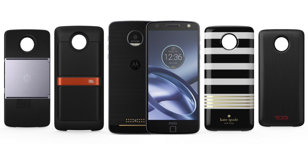 Moto Z Moto Mods accessory prices revealed, but you won't ...