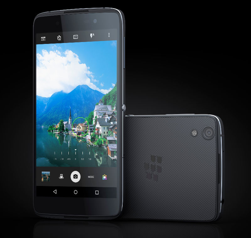 BlackBerry DTEK50 announced for $299, claims to be the ...