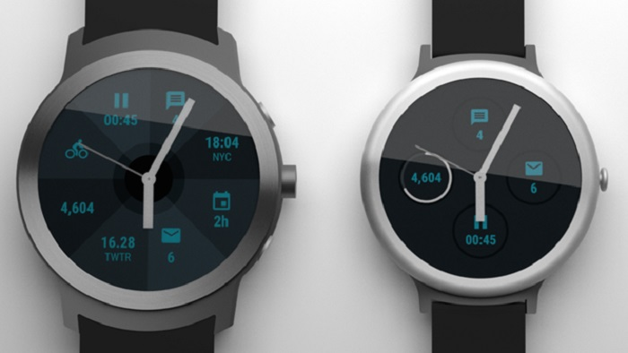 Google Android Wear smartwatch-1